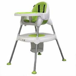 ZOE 5-in-1 BEST CONVERTIBLE HIGH CHAIR, BOOSTER SEAT & TODDL