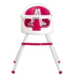 Dream On Me 3-in-1 Pod High Chair - Pink