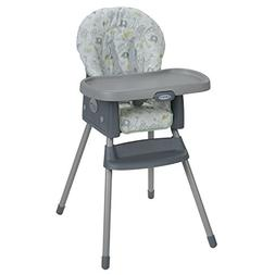 Graco 2-in-1 Simple Switch High Chair - Sketch Safari