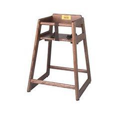 Tomlinson Industries 1018774 C-35 W Marston Oak High Chair w