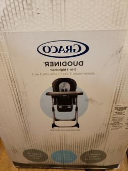 Graco 1852648 DuoDiner LX High Chair - Metropolis, Open Box