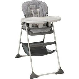 GRACO CHILDREN S PRODUCTS 1927570  GRACO SLIM SNACKER HIGHCH