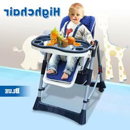 3-in-1 Child Booster Highchair Baby High Chair & Feeding Sys