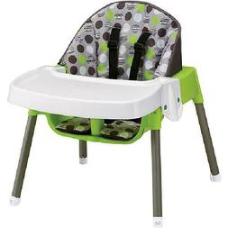 3-In-1 Convertible High Chair Baby Feeding Seat Table Toddle