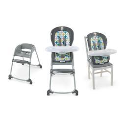 3-in-1 Kids High Chair Feeding Booster Seat Toddler Baby Ing