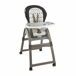 Ingenuity 3-in-1 Wood High Chair, Ellison - High Chair, Todd