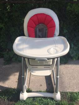 GRACO 4 IN 1 CONVERTIBLE HIGH CHAIR SEATING SYSTEM BLOSSOM -