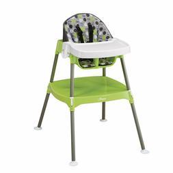 Evenflo 4-in-1 Eat & Grow Convertible High Chair, Dottie Lim