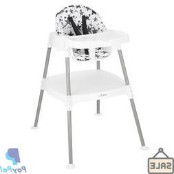 Evenflo 4-in-1 Eat & Grow Convertible High Chair, Pop Star G