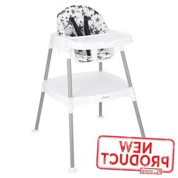 Evenflo 4-in-1 Eat and Grow Convertible High Chair, Pop Star