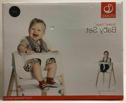 Stokke 5-Point Harness Adjustable Baby Set For Steps HIgh Ch