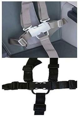 5 Point Harness Buckle Plus Straps  Part for Ingenuity Trio