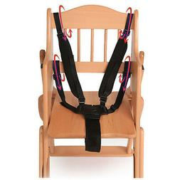 5 Point Harness Kids Safe Belt Seat For SProller High Chair