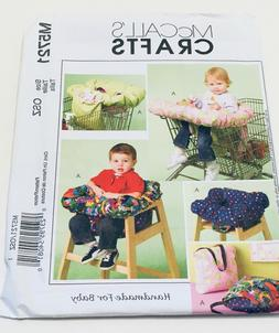 5721 McCall Baby Accessories High Chair Shopping Cart Pad Se