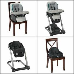 Graco 6 In 1 Convertible High Chair 3 Recline Positions Seat