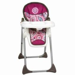 Baby Trend Sit-Right High Chair, Paisley