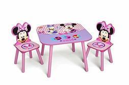 Delta Children TT89444MN Kids Chair Set & Table