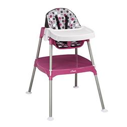 Dottie Rose Convertible 3-in-1 High Chair