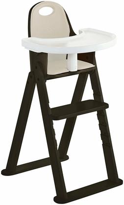High Chair – Award Winning Svan Baby to Booster Bentwood F
