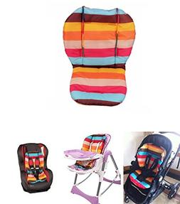 MOKRIL® Baby Stroller / Car Seat / High Chair Rainbow Strip