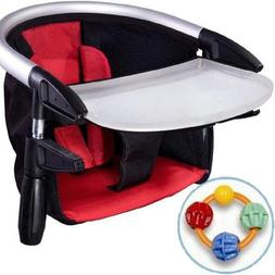 Phil Teds Lobster Highchair with Click Clack Balls Teether R