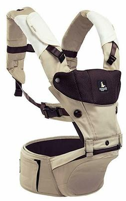 Abiie HUGGS Hip Seat Baby Carrier - US Safety Standards, Hea