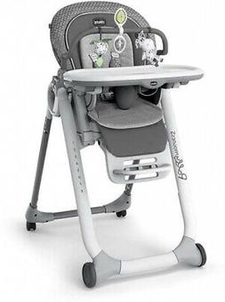 Adjustable Baby Toddler Infant Highchair 5-in-1 Chicco Polly