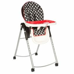 Disney Adjustable High Chair, Mickey Silhouette