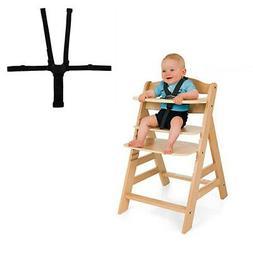 Baby 5-Point Safety Harness Belt Seat Belts For Stroller Hig