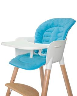 Asunflower Baby High Chair Cushion Pad, Soft Cotton Infant S