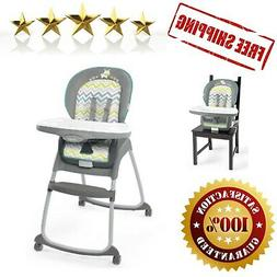 Baby Convertible High Chair Ridgedale Toddler Seat Pad Boost