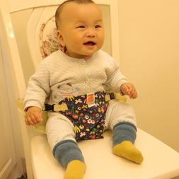 Baby Dining <font><b>Chair</b></font> Belt Portable Seat <fo