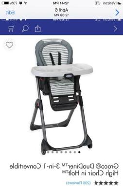 Graco Baby DuoDiner 3-in-1 Holt Convertible High Chair