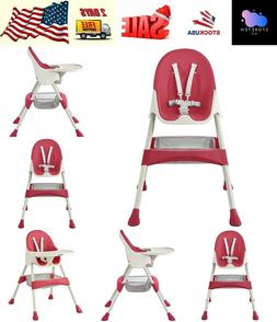 Baby Feeding Eating High Chair Full Size Portable with Remov