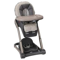 aca880429cacf Baby High Chair Graco Blossom 6-in-1 Convertible Infant