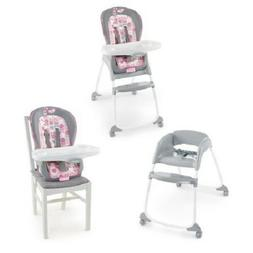 Baby High Chair Booster Feeding Seat Eat Infant Child Girl T
