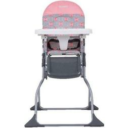 Baby High Chair Full Size Adjustable Tray Children Feeding S