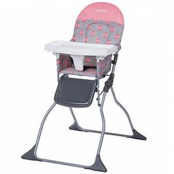 Baby High Chair Full Size Child Feeding Seat With Adjustable