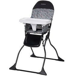 Full Size Baby High Chair Seat Foldable Adjustable Tray Chil