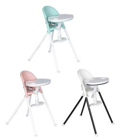 Baby High Chair Infant Toddler Feeding Seat Adjustable Porta