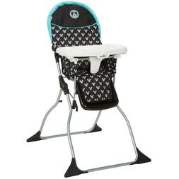 Disney Baby High Chair Mickey Shadow Fold Adjustable Infant