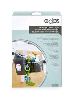 Zobo Baby High Chair Organizer Attaches Pockets Keep Toys Me
