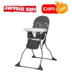 Baby High Chair Seat Folding Adjustable Tray Toddler Child P