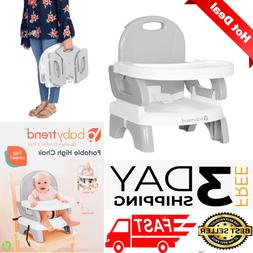 Baby Portable High Chair Compact Folding Table Seat Booster
