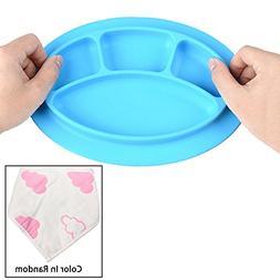 Sealive Baby Silicone Placemat BPA Free Dishwasher Safe Plat