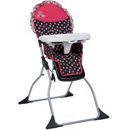 Baby Simple Fold Plus High Chair, Minnie Mash Up