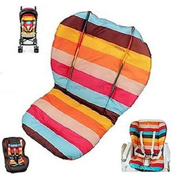 Twoworld Baby Stroller / Car / High Chair Seat Cushion Liner