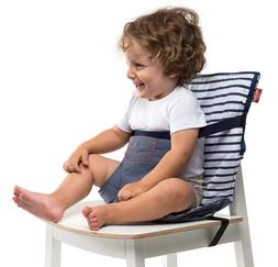 Baby-to-Love Pocket Chair, Portable High-Chair for Travel To