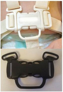 Baby Toddler Harness Chest Buckle Replacement for Peg Perego
