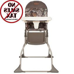 Cosco Baby Toddler High Chair Folding Portable Kid Eat Padde